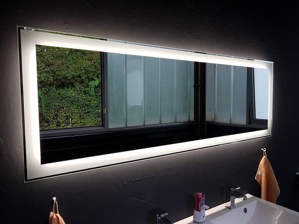 LED Spiegel Beleuchtung Glas Prenger